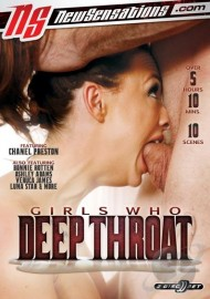 Girls Who Deep Throat