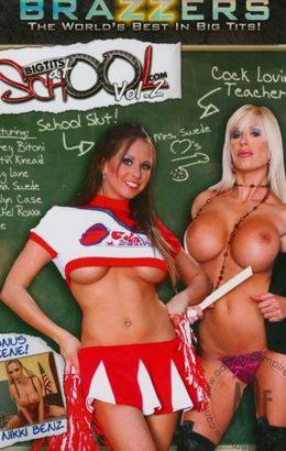 Big Tits At School 2
