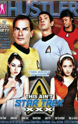 This Ain't Star Trek XXX: This Is A Parody