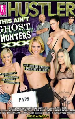 This Ain't Ghost Hunters XXX: This Is A Parody