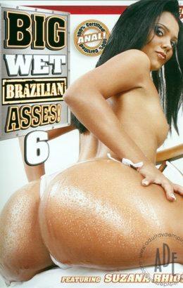 Big Wet Brazilian Asses! 6