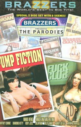 Brazzers Presents – The Parodies