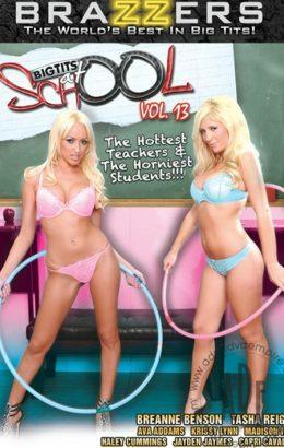 Big Tits At School 13
