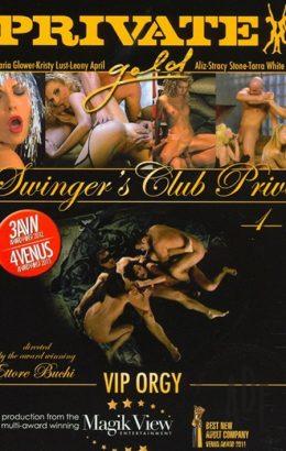 Private Gold 131: Swinger's Club Prive 1: VIP Orgy