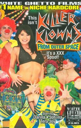 This Isn't… Killer Klowns From Outer Space… It's a XXX Spoof!
