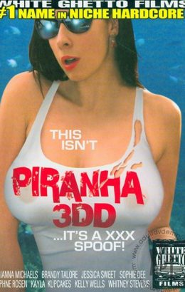 This Isn't Piranha 3DD…It's A XXX Spoof!