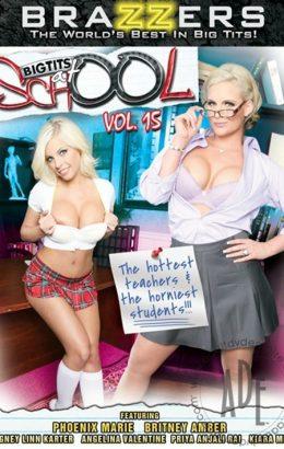 Big Tits At School 15
