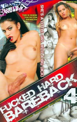 Fucked Hard Bareback 4