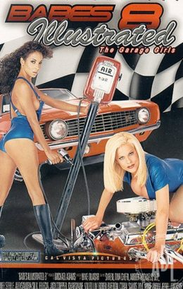 Babes Illustrated 8: The Garage Girls