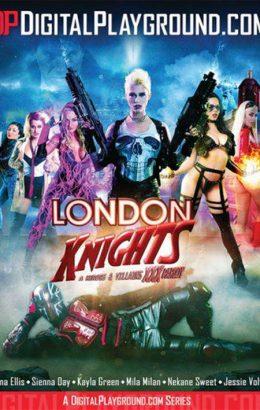 London Knights: A Heroes & Villains XXX Parody