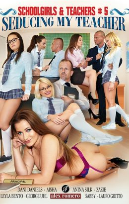 Schoolgirls & Teachers 5: Seducing My Teacher