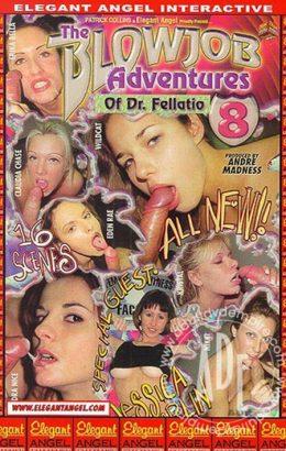 The Blowjob Adventures of Dr. Fellatio 8
