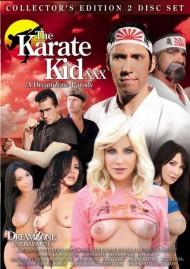Karate Kid XXX A Dreamzone Parody