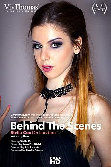 Behind The Scenes –  Stella Cox On Location