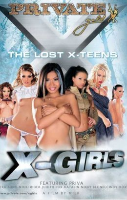 Private Gold 89: X-Girls
