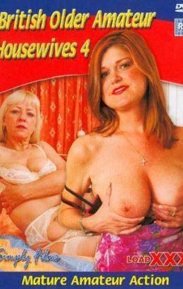 British Older Amateur Housewives 4