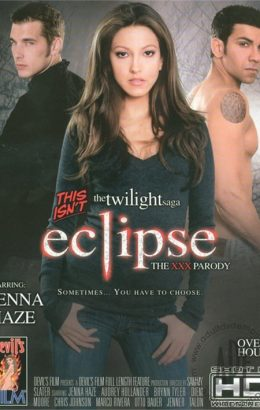This Isn't The Twilight Saga: Eclipse – The XXX Parody
