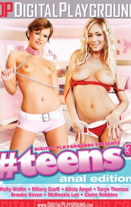 #Teens 3: Anal Edition