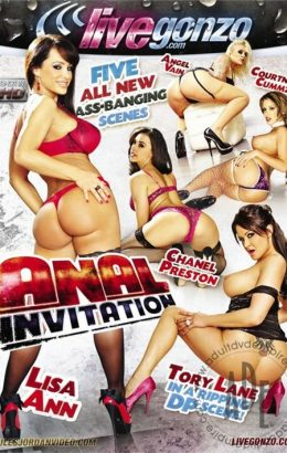 Anal Invitation