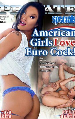 Private Specials 62: American Girls Love Euro Cock!