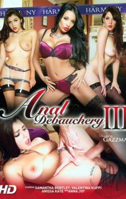 Anal Debauchery 3