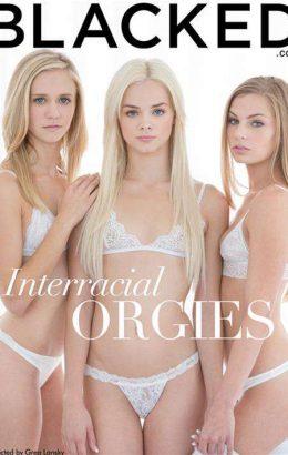 Interracial Orgies