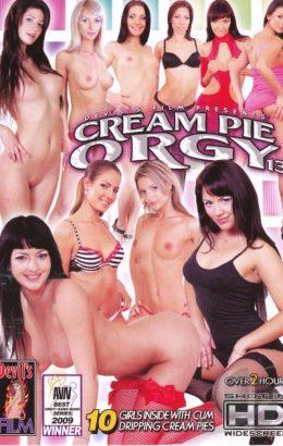 Cream Pie Orgy 13