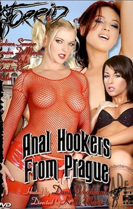 Anal Hookers From Prague