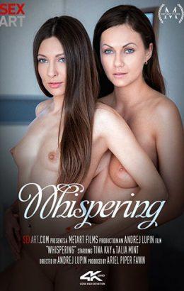 "SexArt – Talia Mint & Tina Kay ""Whispering"""