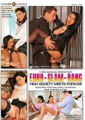 Euro Glam Group Sex  Vol 2