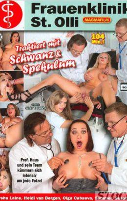 Frauenklinik St Olli: Traktiert mit Schwanz & Spekulum