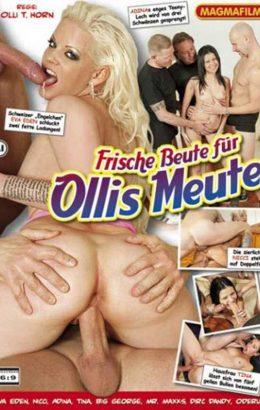 Frische Beute fur Olli's Meute