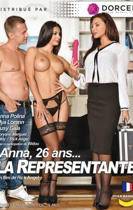 Anna, 26 Ans… La Representante