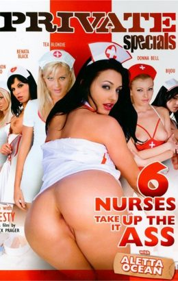 Private Specials 12: 6 Nurses Take It Up The Ass