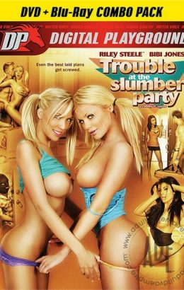 Trouble At The Slumber Party
