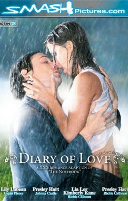 "Diary Of Love: A XXX Romance Adaption Of ""The Notebook"""