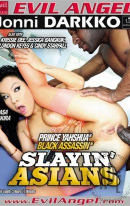 Prince Yahshua Is Black Assassin In Slayin' Asians
