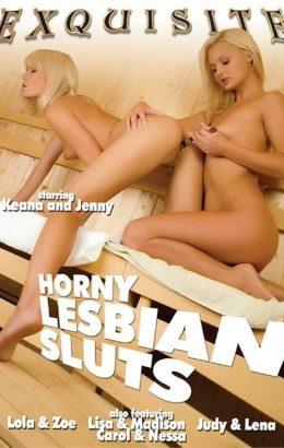 Horny Lesbian Sluts