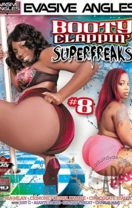 Booty Clappin Superfreaks 8