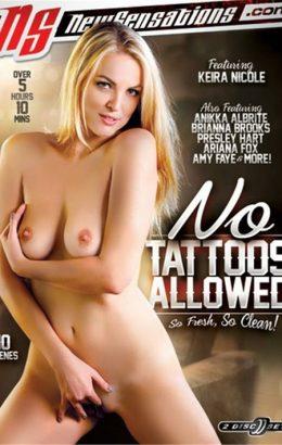 No Tattoos Allowed: So Fresh, So Clean!