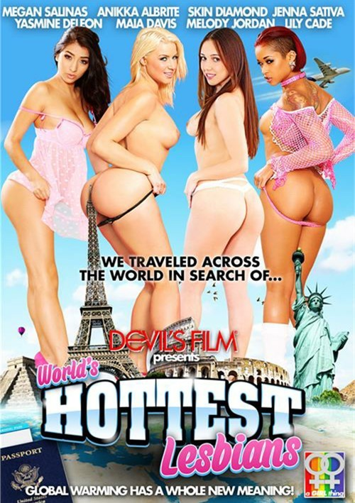 Opinion, in lesbians the the world hottest does