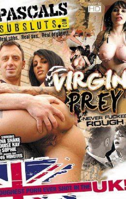 Virgin Prey: Never Fucked Rough