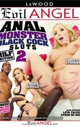 Anal Monster Black Cock Sluts 2: MILF Edition