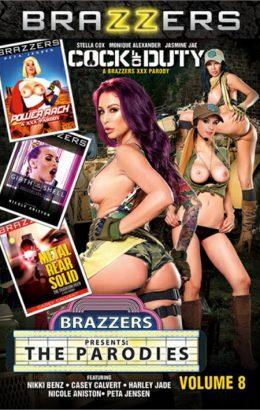 Brazzzers Presents: The Parodies 8