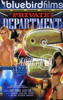 Department S Mission 1: City Of Broken Angels