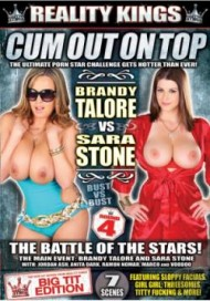 Cum Out On Top: Brandy vs Sara Stone