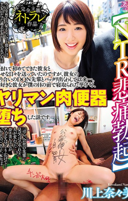 DVAJ-249 【NTR Grief Erection】 I Was Sending Happy Days With Her Who Was Born For The First Time