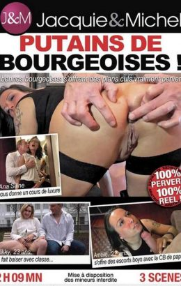 Putains De Bourgeoises!