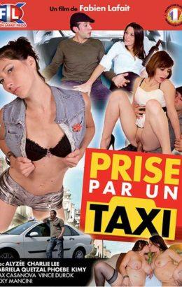 Prise par un Taxi