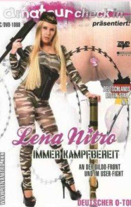 Lena Nitro immer Kampfbereit